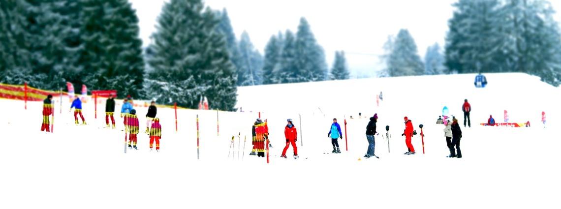 Organiza a los profesores de tu escuela de esquí - Configuración características